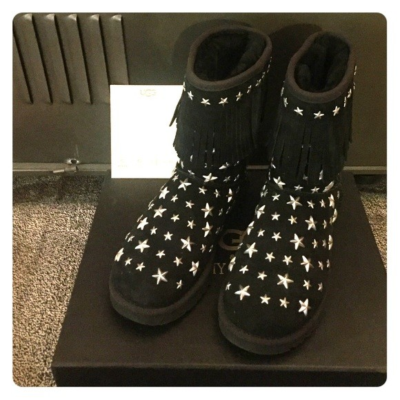 Jimmy Choo ugg boots new in box all sizes